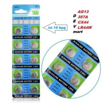 Maxell Lr44 A76 Ag13 Alkaline Button Battery Mxl Lr44 Daftar Source · Maxell Energizer Panasonic LR44