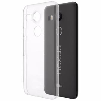Harga Hardcase For LG Nexus 5X - Transparent