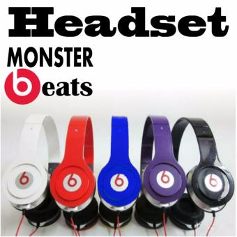 Harga Headset Beats Solo HD - Random Color