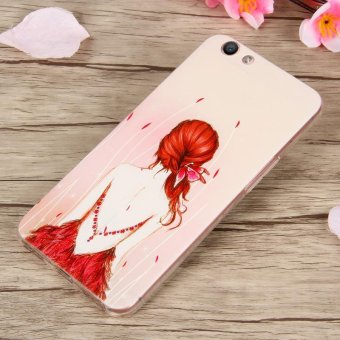 ... 3D Relief TPU Soft Phone Case for OPPO F1S OPPO A59 Multicolor