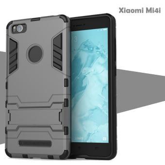 Case Iron Man for Xiaomi Mi4i Robot Transformer Ironman Limited - Grey