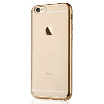 Harga Case Ultrathin Phone Case for Apple iPhone 6 Plus / 6s Plus - Gold