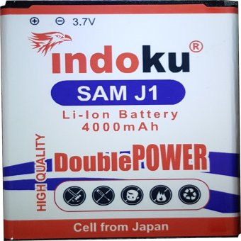 Indoku Battery Double Power for Samsung Galaxy J1 (4000 mAh)