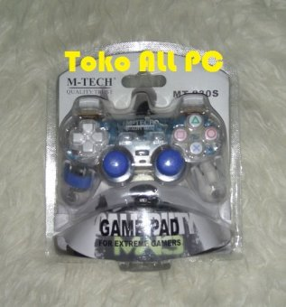 Harga M-Tech Stik / Stick / Joystick Single M-Tech PC Mono Shock Joypad USB 2.0 - Lamp