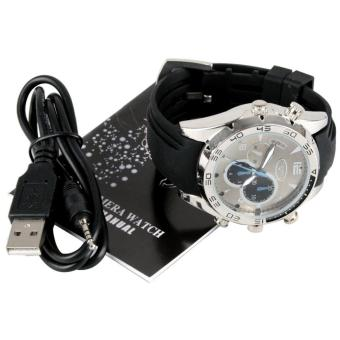 Harga Spy Watch Nigh Vision 8GB
