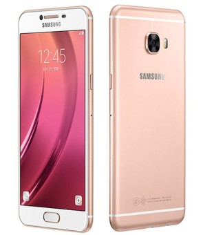 Harga Samsung Galaxy C5 - 32GB - Pink Gold