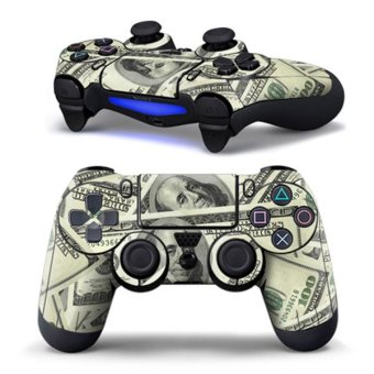 Harga Dollar Money Decal Sticker for Sony PS4