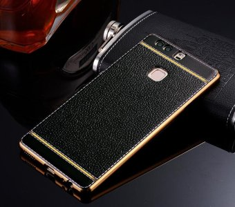 Harga Phone case soft leather mobile phone case litchi grain cortical soft shell for Huawei Honor 4X - intl
