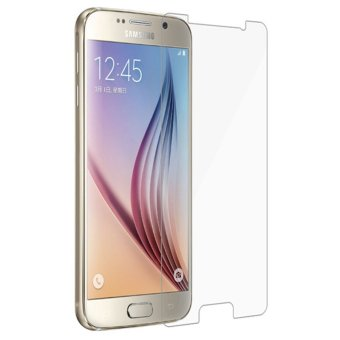 Vn Tempered Glass 9H For Samsung Galaxy S6 Flat / G920T 2D Round Curved Edge Screen