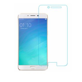 Tempered Glass Oppo F1s Anti Gores Kaca Screen Guard Protector (Clear)