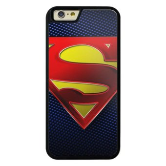 Harga Phone case for iPhone 6Plus/6sPlus Hulk Comic Character Batman Logo cover for Apple iPhone 6 Plus / 6s Plus - intl