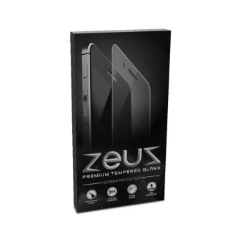 ZEUS Glass for Sony Xperia M2 / 550H - Premium Tempered Glass - Round Edge 2.5