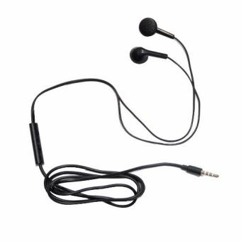 Harga Beauty Handsfree MSH 102 Original Headset / Earphone For All Phone Model Stereo - Hitam / Black
