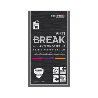 Harga Indoscreen Anti Break Blackberry AURORA - Clear