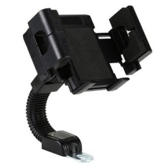 Harga Phone Holder Motorcycle Smartphone Mount Holder - Hitam