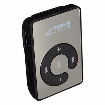 Harga Teiton MP3 Player Mini (No Kabel) - Hitam
