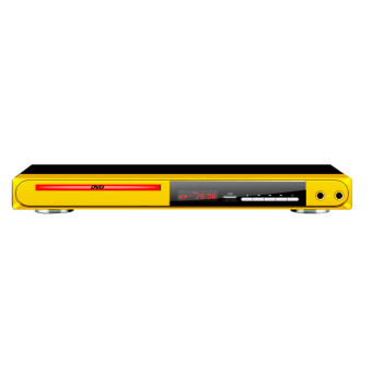 Harga Airlux DVD Player AR - 518 - Yellow