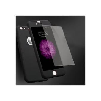 Harga Hardcase Case 360 Fullset Free Tempered Neo Hybrid Iphone 5S / 5SE
