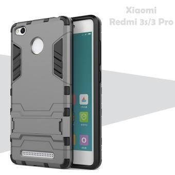 Case Iron Man for Xiaomi Redmi 3S Robot Transformer Ironman Limited - Grey