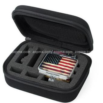 Harga Tas Action Cam Size Small - Case for Gopro Hero 3/3+/4 - SJCam SJ4000-SJ5000 - Brica Bpro 5 Alpha - Xiaomi Yi