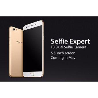 OPPO F3 Selfie Expert 4Gb/64Gb Free Case & ScreenGuard