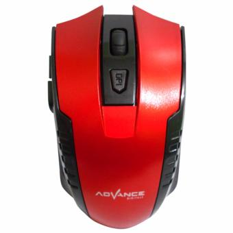 Harga Advance Mouse Wireless Wm501 - A