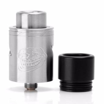 Harga RDA The Troll V2 25mm RDA Atomizer [Authentic] - SILVER