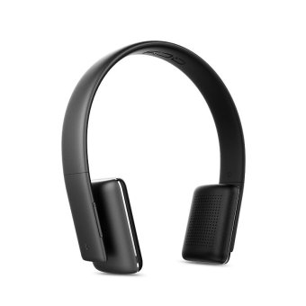 Harga QCY 50 Bluetooth 4.1 Wireless Dynamic Noise Cancelling Stereo Sound Headphones with Mic - Black