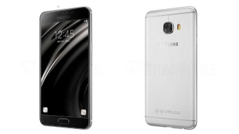 Harga Samsung Galaxy C5 - 32GB - Dark Grey