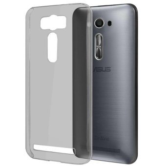 Harga Softcase Ultrathin for Asus Zenfone 2 Laser ZE500KL - Black clear