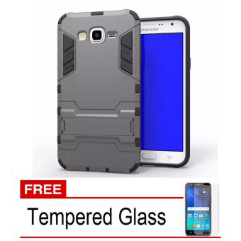 ... Ironman Source · Casing TPU PC Phone Case for Samsung Galaxy J7 2016 Grey Free Tempered