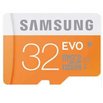 Samsung EVO Micro SD 32GB Class 10 48MB/s