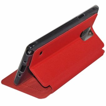 Harga Back Cover Ip Leather for OPPO Find 5 Mini