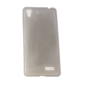 Harga MR Oppo R7 Jelly Case/ Softcase/ Softshell - Transparan