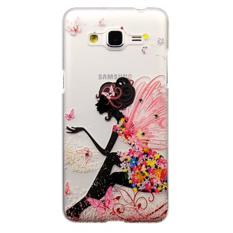 Harga Hardcase Diamond Blink Case for Samsung Galaxy A5 2016 - Motif 4