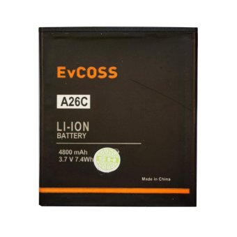 Harga Evercoss Battery A26C - Hitam