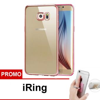 2015 Source · Case Ultrathin Shining Chrome Untuk Samsung Galaxy S7 Rose Gold .