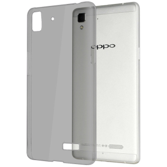 Harga Ultrathin Softcase Oppo R7 Lite - Grey