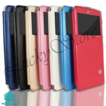 Harga Termurah Ume Coolpad Sky 3 E502 View Flip Cover Flipshell Source · Lucky Flip Case