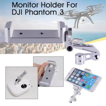 Harga XCSOURCE FPV Monitor Phone Extended Mount Holder Stand For DJI Phantom 3 Standard RC447