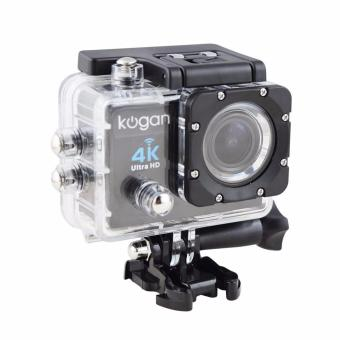 Harga Kogan Action Camera 4K UltraHD - 16MP - Putih - WIFI