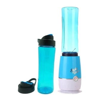 Harga Shake n Take 3 Travel Blender 2 Jar - Biru