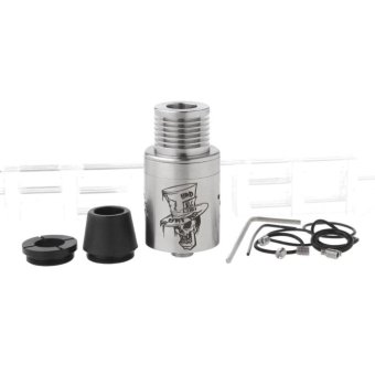 Harga ADVKEN Mad Hatter V2 RDA SS - Authentic