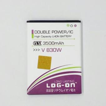 Log On Battery For Evercoss A33a 2600mah Double Power & Ic Garansi Source · LOG ON