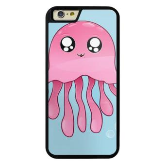 Harga Phone case for iPhone 6/6s cartoon-jelly-fish-2 cover for Apple iPhone 6 / 6s - intl