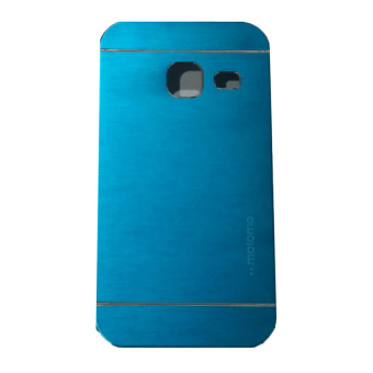 Harga Motomo Metal Case for Samsung Galaxy J1 mini - Biru Muda