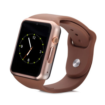 Harga Onix Smartwatch - A1 / U10 Apple Watch Look Like - Emas tali Hitam