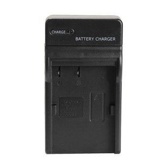 Harga BP-511 US Plug Travel Charger for Canon BP-511A BP-512 BP-522 - intl