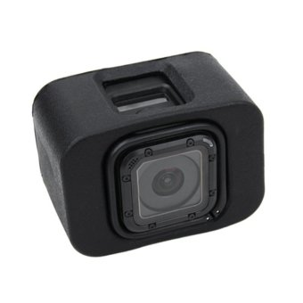 Harga Floaty Backdoor Cover Black For Gopro Hero 4 Session