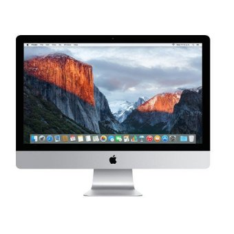 Harga Apple iMac [MK142ID/A] All-in-One - Putih